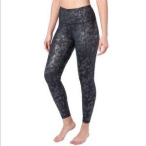 Yogalicious Floral Print Leggings